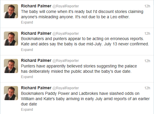 Richard Palmer Twitter