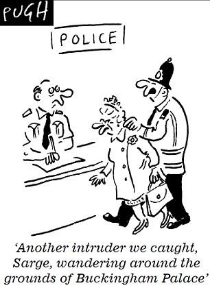 Intruder Comic