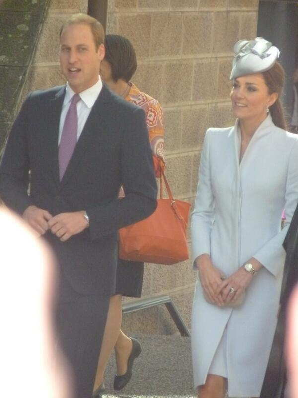 Kate church outfit