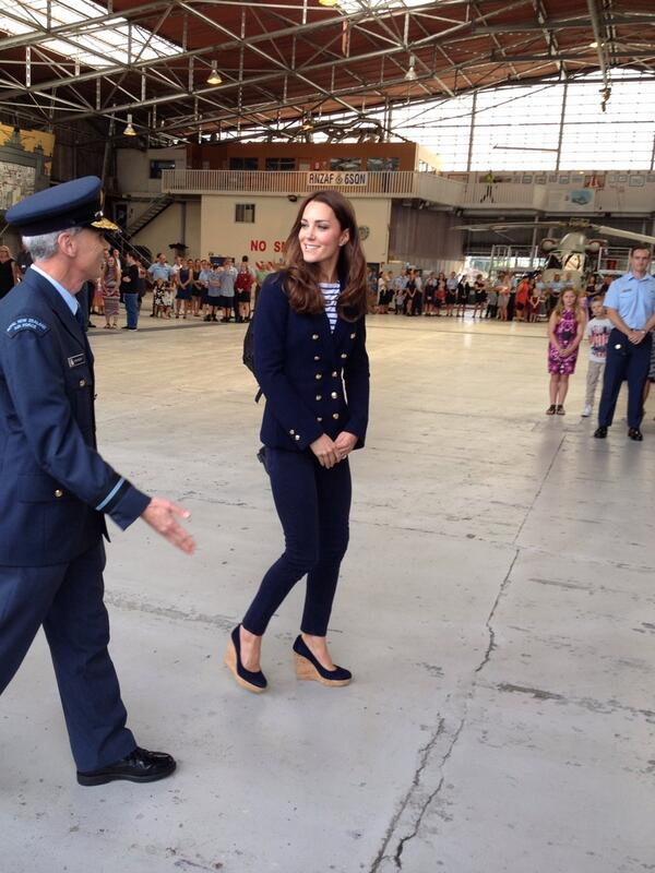 Kate in Auckland