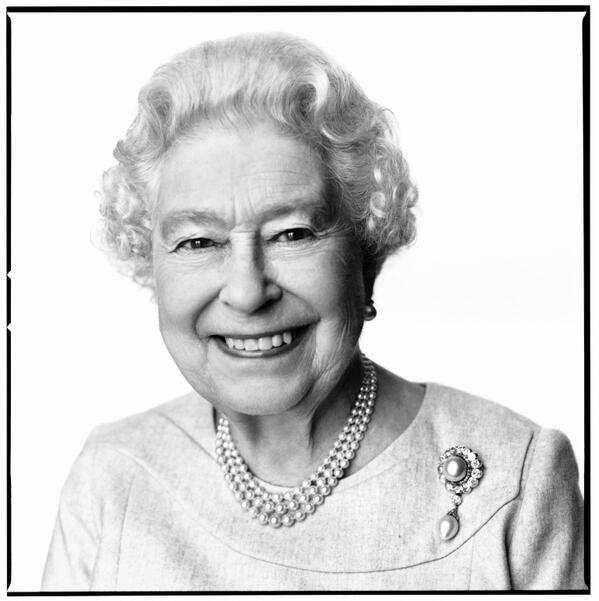 Queen Elizabeth Portait for 88th birthday