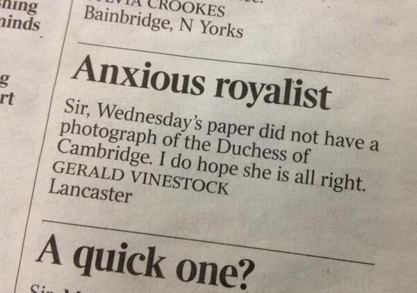 anxious royalist