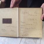 book of common prayer signatures