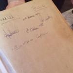 first fleet bible signatures