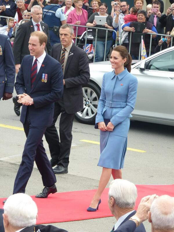 kate and william blenhiem