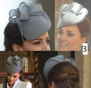 Jane Taylor Grey Hat