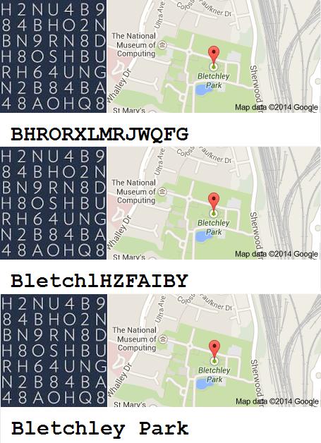 Bletchley Park Google