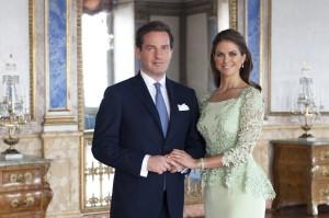 Princess Madeleine and Chris O'Neil4.
