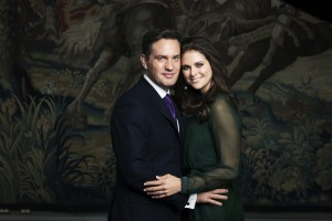 Princess Madeleine and Chris O'Neill.