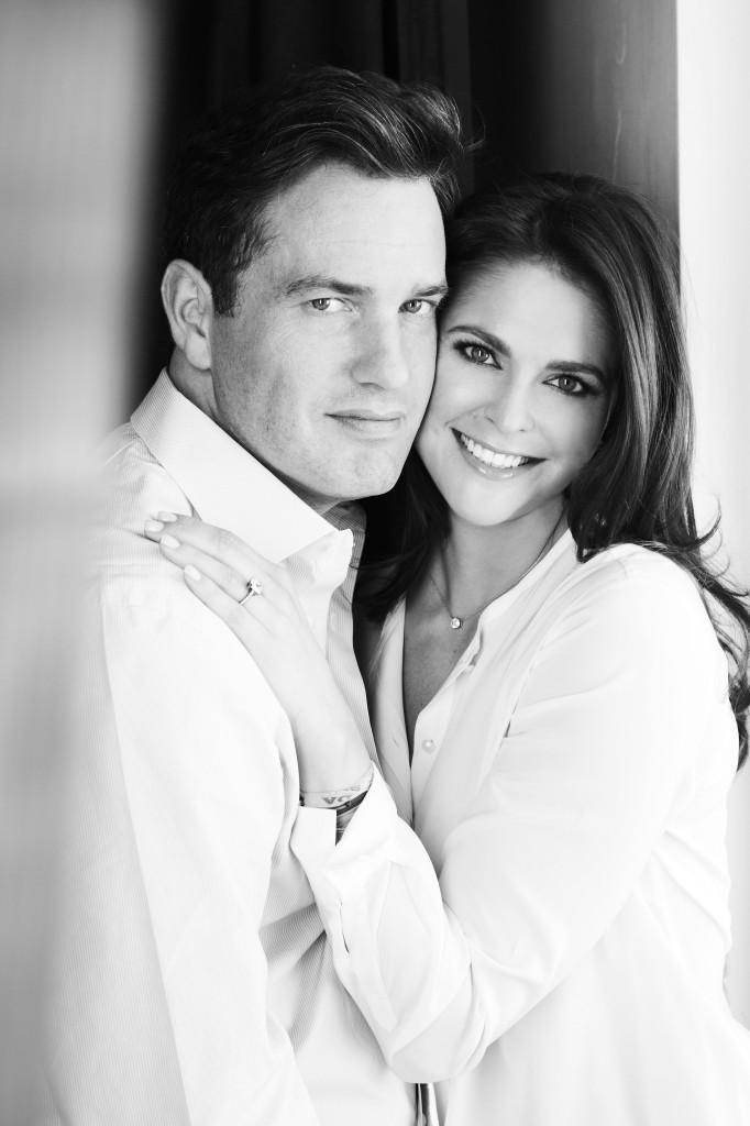 Princess Madeleine and Chris O'Neill2