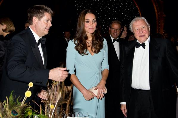 NHM WPY Kate attends awards