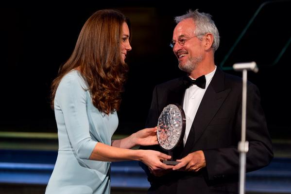 NHM WPY Kate presents award 2