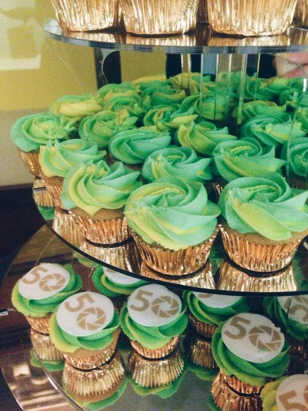 NHM WPY cupcakes