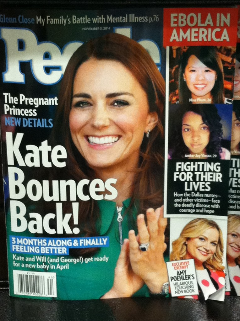 People Mag - Kate