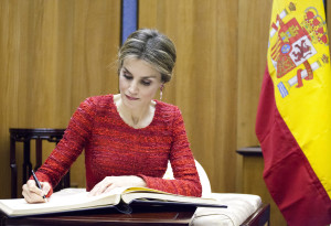 Queen Letizia at INC2 3