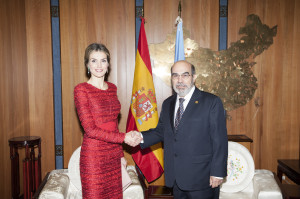 Queen Letizia at INC2 4