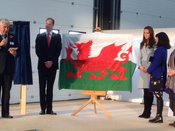 Will and Kate prepare to unveil painting