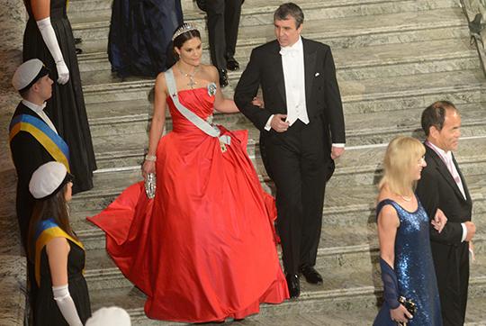 Crown Princess Victoria Nobel Prize Banquet