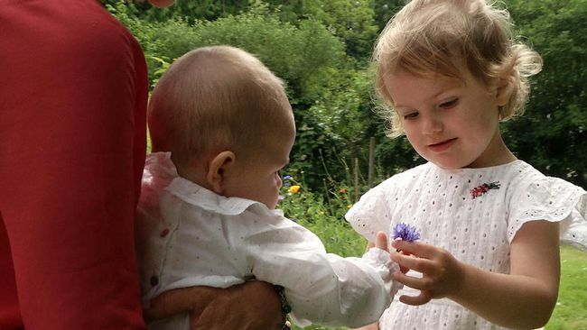 Princess Estelle, Princess Leonore SVT Aret med Kungafamiljen