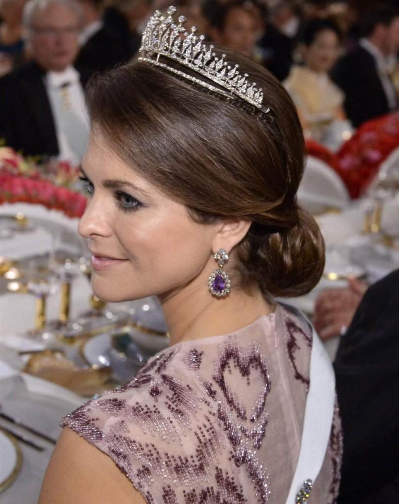 Princess Madeleine Nobel Prize Banquet 2