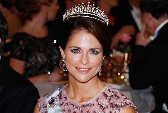 Princess Madeleine Nobel Prize Banquet