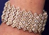 Victoria's diamond bracelet