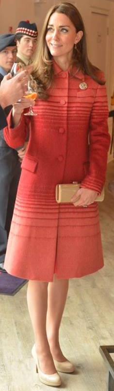 Kate Jonathan Saunders Athena Wool Jacquard