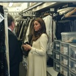 Kate tours props department 2
