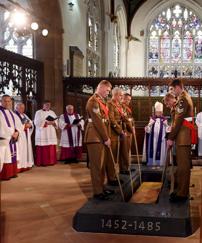 Richard III reburial 2