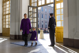 Victoria and Estelle Crown Princess Name Day 2