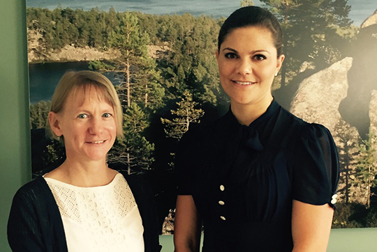Crown Princess Victoria at the Hague 3