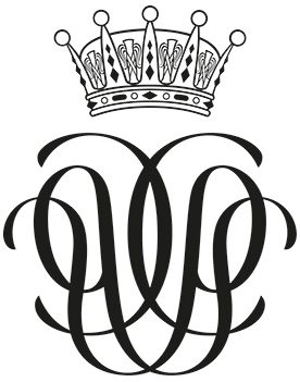Prince Carl Philip and Sofia Hellqvist monogram