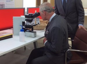 Prince Charles opens Poundbury Cancer Institute