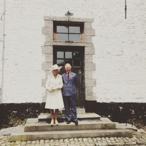 Charles and Camilla visit Belgium for Waterloo 200