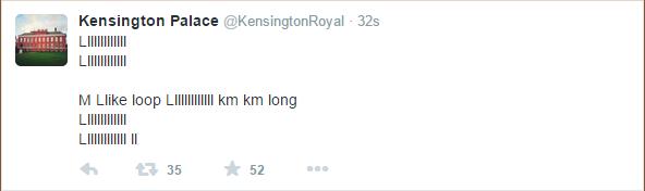 KP Tweet random