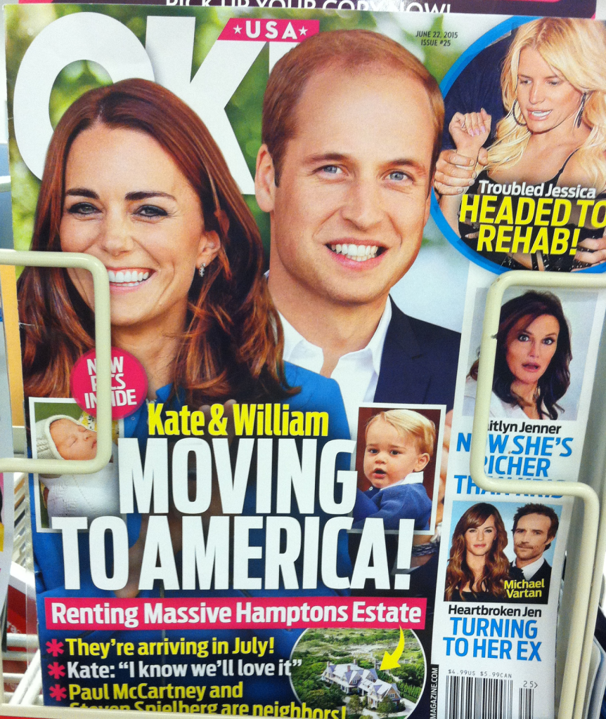OK Prince William and Kate Middleton moving to US