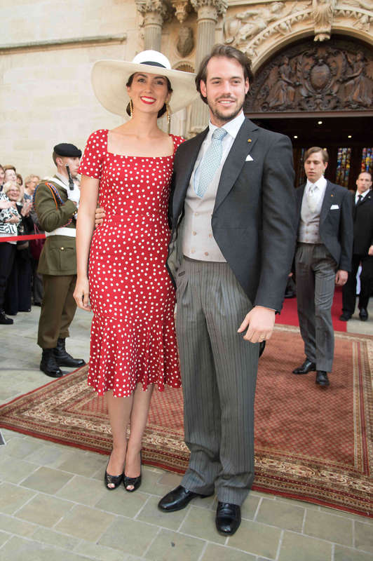Princess Clarie and Prince Felix National Day