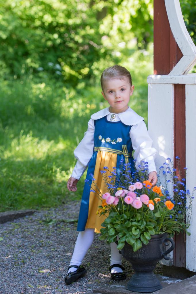 H.K.H. Prinsessan Estelle / H.R.H. Princess EstelleJuni 2015 / June 2015