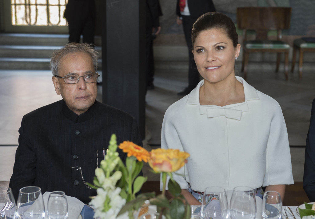 Sweden State Visit from India lunch day 2 1