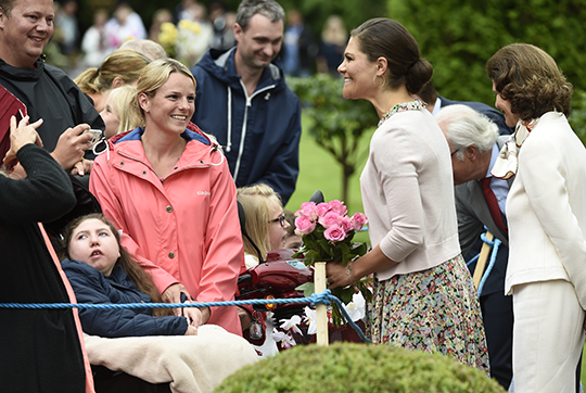 Crown Princess Victoria birthday 2