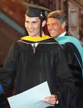 Felipe graduate