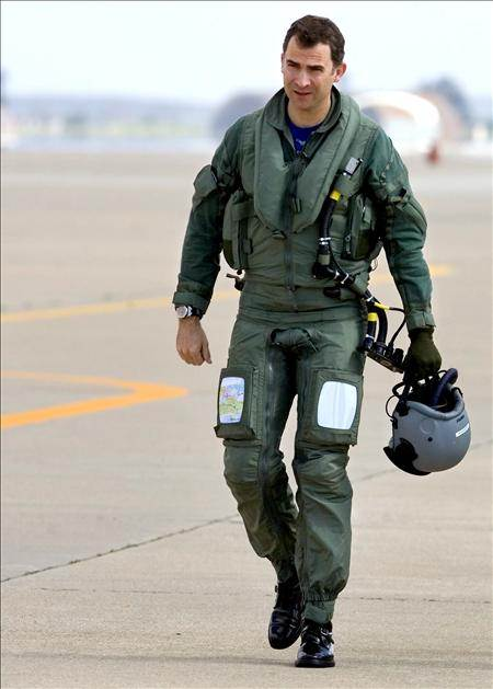 Felipe pilot