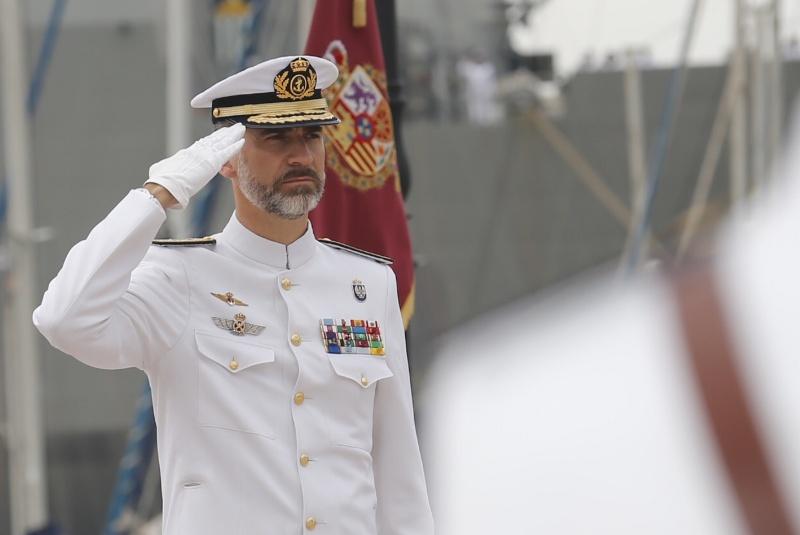 Felipe submarine centenary