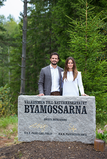 Prince Carl Philip and Princess Sofia Värmland 2