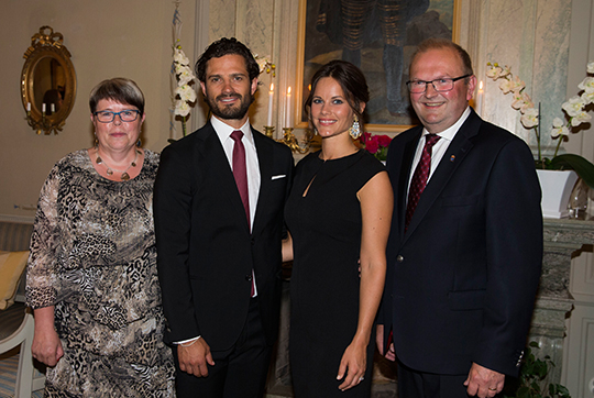 Prince Carl Philip and Princess Sofia Värmland 3