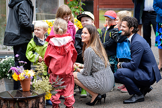 Prince Carl Philip and Princess Sofia Värmland 4