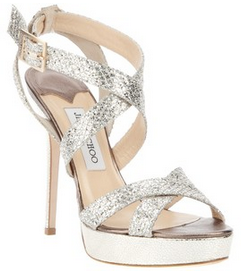 Jimmy Choo Vamp Sandals