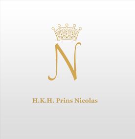 Prince Nicolas monogram