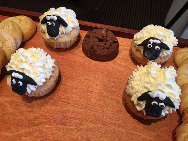 Shaun the Sheep treats