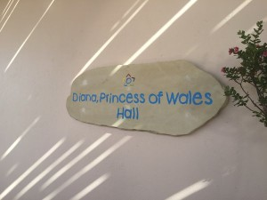 Diana, Princess of Wales Hall